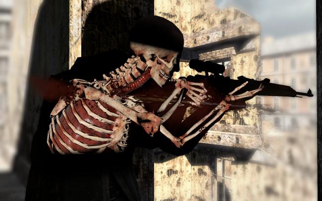Sniper Elite v2 - demo (2/2)
